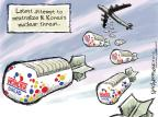 Cartoonist Nick Anderson  Nick Anderson's Editorial Cartoons 2012-03-01 North Korea