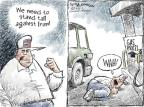 Cartoonist Nick Anderson  Nick Anderson's Editorial Cartoons 2012-03-07 stand