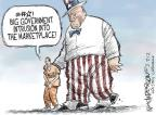 Cartoonist Nick Anderson  Nick Anderson's Editorial Cartoons 2012-03-07 big government