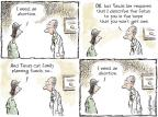 Cartoonist Nick Anderson  Nick Anderson's Editorial Cartoons 2012-03-20 doctor