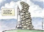 Cartoonist Nick Anderson  Nick Anderson's Editorial Cartoons 2012-04-15 North Korea