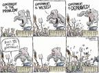 Cartoonist Nick Anderson  Nick Anderson's Editorial Cartoons 2012-08-02 2012 election