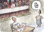 Cartoonist Nick Anderson  Nick Anderson's Editorial Cartoons 2012-08-03 stance