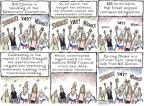 Cartoonist Nick Anderson  Nick Anderson's Editorial Cartoons 2012-09-05 recession
