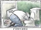 Cartoonist Nick Anderson  Nick Anderson's Editorial Cartoons 2012-11-07 2012 election