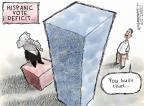 Cartoonist Nick Anderson  Nick Anderson's Editorial Cartoons 2012-11-08 2012 election