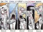 Cartoonist Nick Anderson  Nick Anderson's Editorial Cartoons 2012-11-09 Fox News anchor