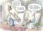 Cartoonist Nick Anderson  Nick Anderson's Editorial Cartoons 2012-11-13 2012 election