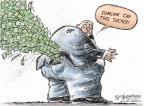 Cartoonist Nick Anderson  Nick Anderson's Editorial Cartoons 2012-11-20 cap