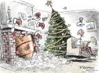 Cartoonist Nick Anderson  Nick Anderson's Editorial Cartoons 2012-12-13 North Korea
