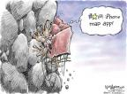 Cartoonist Nick Anderson  Nick Anderson's Editorial Cartoons 2012-12-14 apple