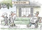 Cartoonist Nick Anderson  Nick Anderson's Editorial Cartoons 2012-12-23 stand
