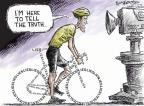Cartoonist Nick Anderson  Nick Anderson's Editorial Cartoons 2013-01-17 bicycle