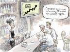 Cartoonist Nick Anderson  Nick Anderson's Editorial Cartoons 2013-03-06 economy