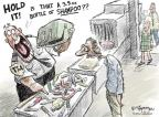 Cartoonist Nick Anderson  Nick Anderson's Editorial Cartoons 2013-03-10 baseball