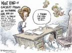 Cartoonist Nick Anderson  Nick Anderson's Editorial Cartoons 2013-04-09 culture