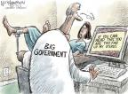 Cartoonist Nick Anderson  Nick Anderson's Editorial Cartoons 2013-07-05 government