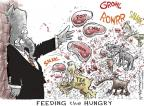 Cartoonist Nick Anderson  Nick Anderson's Editorial Cartoons 2013-07-14 party