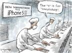 Cartoonist Nick Anderson  Nick Anderson's Editorial Cartoons 2013-09-11 apple