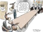 Cartoonist Nick Anderson  Nick Anderson's Editorial Cartoons 2013-09-15 government shutdown