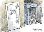 Cartoonist Nick Anderson  Nick Anderson's Editorial Cartoons 2013-09-18 mental health