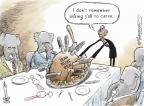 Cartoonist Nick Anderson  Nick Anderson's Editorial Cartoons 2013-11-27 nuclear