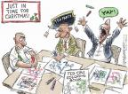 Cartoonist Nick Anderson  Nick Anderson's Editorial Cartoons 2013-12-17 game