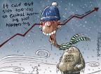 Cartoonist Nick Anderson  Nick Anderson's Editorial Cartoons 2014-01-07 climate