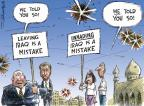 Cartoonist Nick Anderson  Nick Anderson's Editorial Cartoons 2014-01-08 invasion