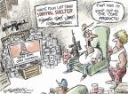 Cartoonist Nick Anderson  Nick Anderson's Editorial Cartoons 2014-02-05 stand