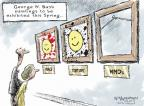 Cartoonist Nick Anderson  Nick Anderson's Editorial Cartoons 2014-02-28 face