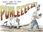 Cartoonist Nick Anderson  Nick Anderson's Editorial Cartoons 2014-03-23 insurance policy