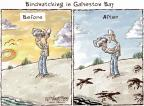 Cartoonist Nick Anderson  Nick Anderson's Editorial Cartoons 2014-03-26 wildlife