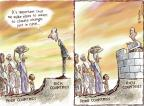 Cartoonist Nick Anderson  Nick Anderson's Editorial Cartoons 2014-04-01 poverty