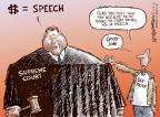 Cartoonist Nick Anderson  Nick Anderson's Editorial Cartoons 2014-04-03 cap