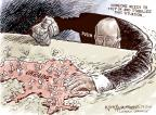 Cartoonist Nick Anderson  Nick Anderson's Editorial Cartoons 2014-04-17 invasion