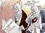 Cartoonist Nick Anderson  Nick Anderson's Editorial Cartoons 2014-04-20 insurance policy