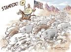 Cartoonist Nick Anderson  Nick Anderson's Editorial Cartoons 2014-04-24 livestock