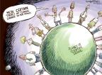 Cartoonist Nick Anderson  Nick Anderson's Editorial Cartoons 2014-05-08 science
