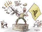 Cartoonist Nick Anderson  Nick Anderson's Editorial Cartoons 2014-06-10 government