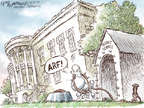Cartoonist Nick Anderson  Nick Anderson's Editorial Cartoons 2014-10-02 agent