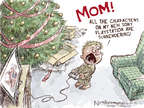 Cartoonist Nick Anderson  Nick Anderson's Editorial Cartoons 2014-12-21 North Korea