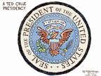 Nick Anderson  Nick Anderson's Editorial Cartoons 2015-03-24 2016 Election Ted Cruz