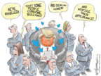 Cartoonist Nick Anderson  Nick Anderson's Editorial Cartoons 2018-05-03 journalism