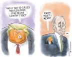 Cartoonist Nick Anderson  Nick Anderson's Editorial Cartoons 2019-09-24 Donald