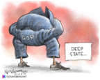 Cartoonist Nick Anderson  Nick Anderson's Editorial Cartoons 2019-10-08 Donald
