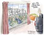 Cartoonist Nick Anderson  Nick Anderson's Editorial Cartoons 2019-10-21 invasion