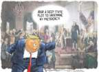 Cartoonist Nick Anderson  Nick Anderson's Editorial Cartoons 2019-11-01 Donald