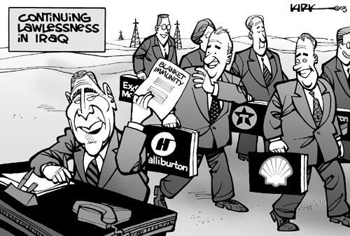Kirk Anderson  Kirk Anderson's Editorial Cartoons 2003-08-04 immunity
