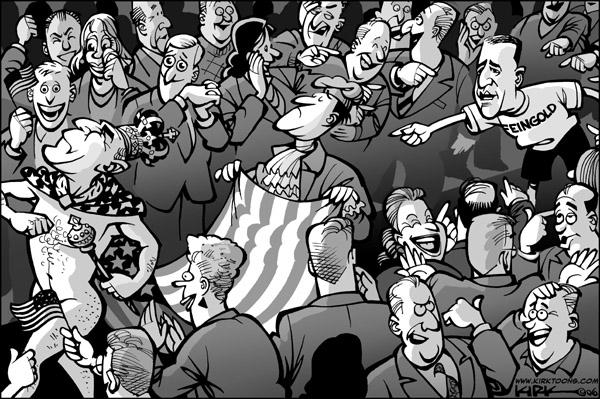 Kirk Anderson  Kirk Anderson's Editorial Cartoons 2006-05-02 Constitution